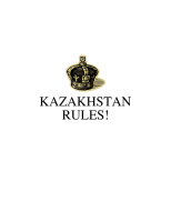 KAZAKHSTAN RULES!