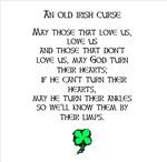 Irish Curse