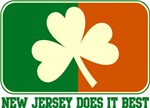 New Jersey Luck of The Irish