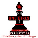One Girls Long Live The Queen Red