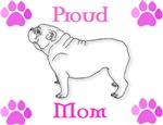 Proud Mom Pink
