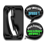 For English, Press 1