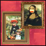 The 3CLM Sock Monkey Fine Art Gallery