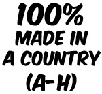 100 Percent (A-H)