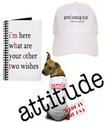 Attitude Apparel and more!