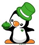 Irish Chef Penguin
