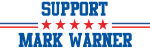 Support MARK WARNER