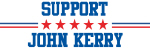 Support JOHN KERRY