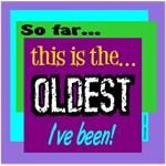 Oldest i've Been/George Carlin