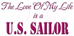 The Love Of My Life Is A U.S. Sailor