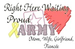 Right Here Waiting, Army Ladies