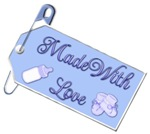 Made With Love (blue)