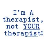 I'm A Therapist