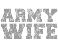 Army Wife ACU
