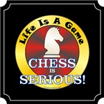 Chess Is Serious