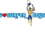 I Love Surfer Boys