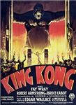 King Kong 1933 French poster