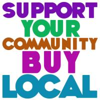 Support Your Community Buy Local