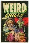 Weird Chills July 1954