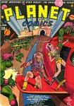Planet Comics No 1