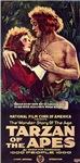Tarzan of the Apes Silent Film 1918