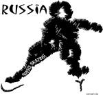 Sochi Russia Winter Games T-Shirts for Men