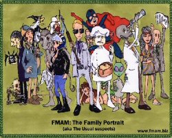 FMAM - The Family Portrait by Peter J. Welling
