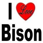 I Love Bison