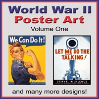 World War II Poster Art
