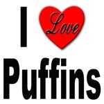 I Love Puffins