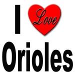 I Love Orioles
