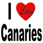 I Love Canaries