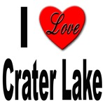 I Love Crater Lake