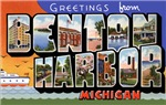 Benton Harbor Michigan Greetings