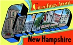 Concord New Hampshire Greetings