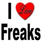 I Love Freaks