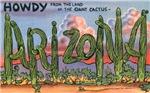 Arizona Greetings