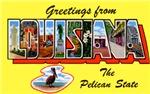 Louisiana Greetings