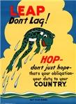 Leap Don't Lag Frog
