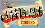 Cleveland Ohio Greetings