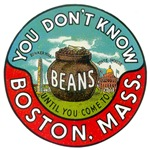 Boston Massachusetts Beans