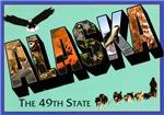 Alaska State Greetings