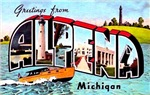 Alpena Michigan Greetings