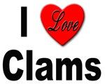 I Love Clams