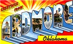 Ardmore Oklahoma Greetings
