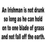 Drunk Irish Irishman