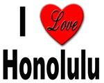 I Love Honolulu