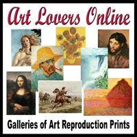 Art Lovers Online Art Gallery