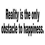 Happiness and Reality Humor