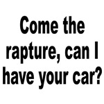 Religious Cult Rapture Humor